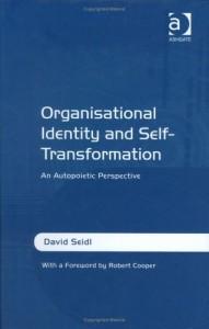 David Seidl | organisational identity and self-transformation