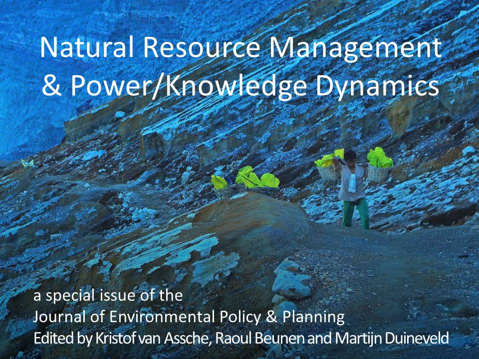 Power/Knowledge in Natural Resource Management