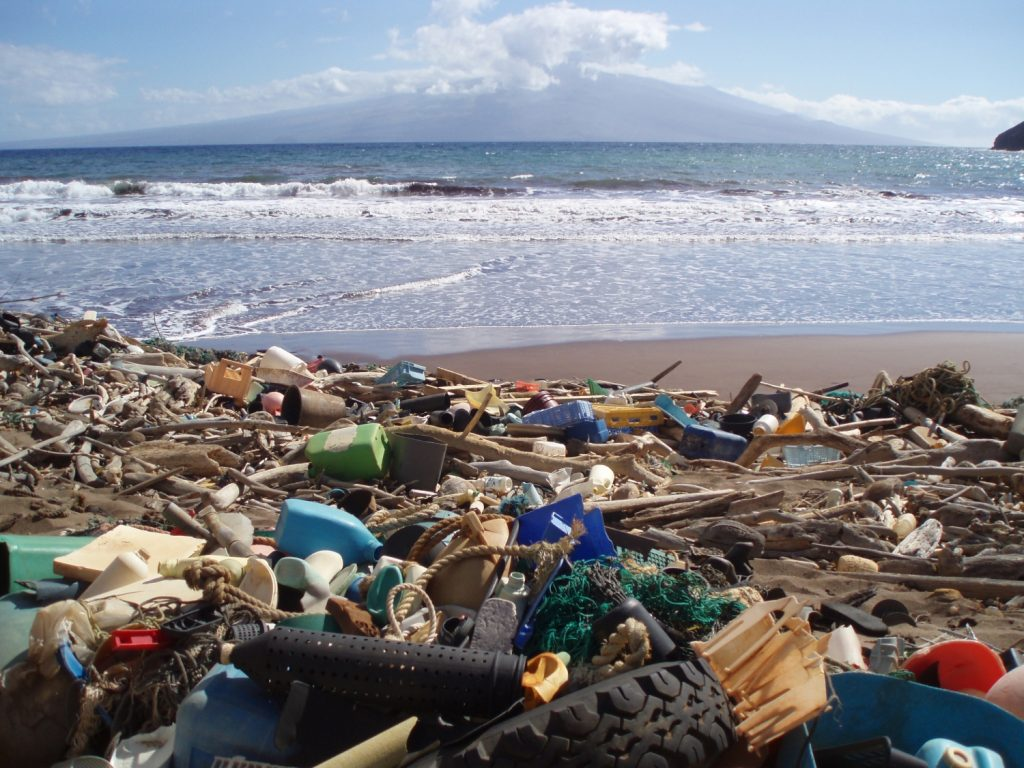 Solutions for global marine litter pollution